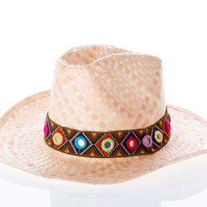 Cappello Tipico In Paglia Made in Sicily