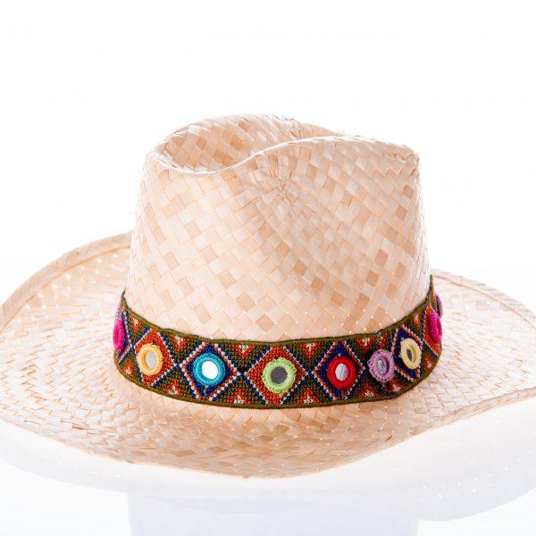 Cappello Tipico In Paglia Made in Sicily