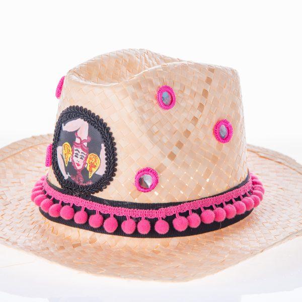 """Cappello tipico """"Trinacria"""""""